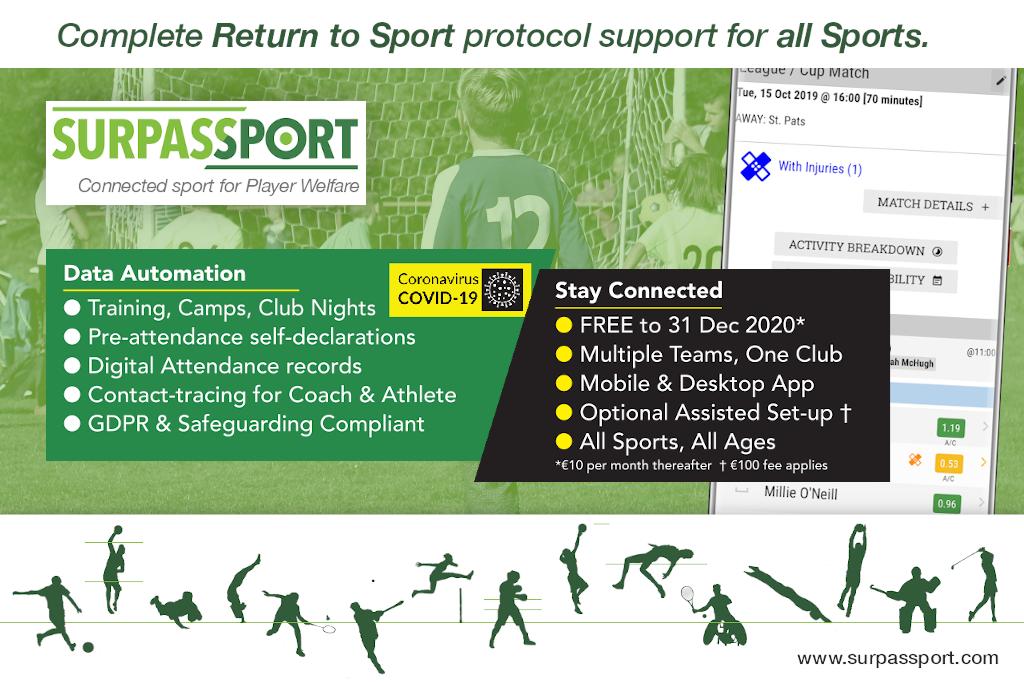 SURPASSPORT - Connected Sport for Player Welfare