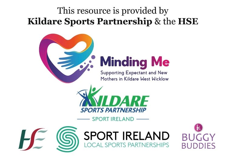 MINDING ME. Peri-natal Resourses offered by our Women in Sport Officer to help you look after your physical and mental health during and after pregnancy